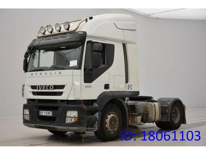 Iveco Stralis 450 - 2008