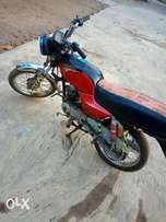 Boxer Bajaj bike