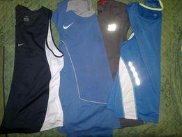 6d6dad1547d45d koszulki-termoaktywne-na silownie-fitness-rozmiar-M-niebieska-NIKE