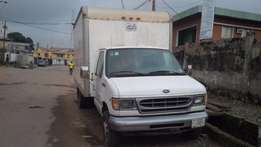 Registered Automatic Ford truck e350 recently imported