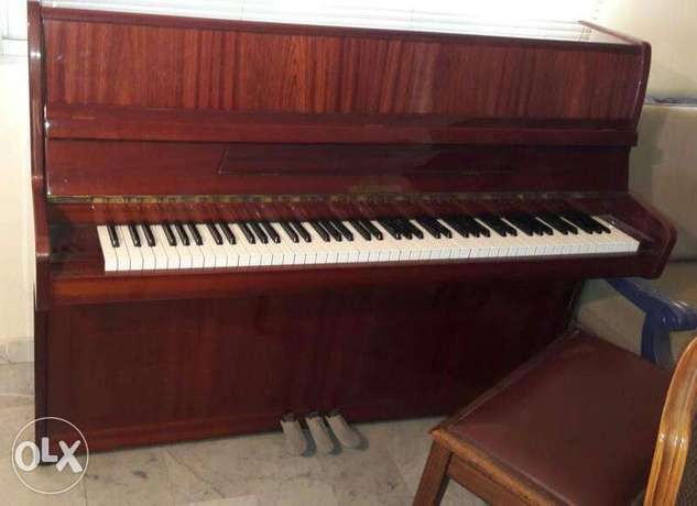 Wilhsteinmann piano made in Germany