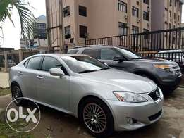 Lexus IS 250 Silver Color