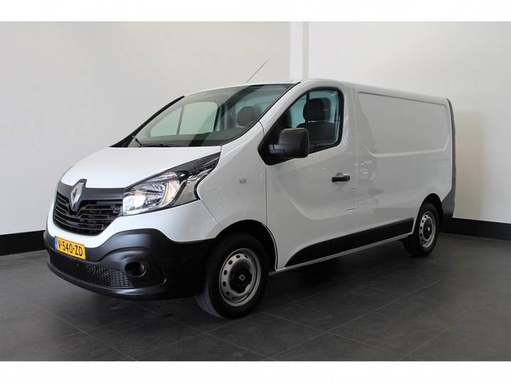 Renault Trafic 1.6 Dci - Airco - Pdc - 43.000 Km - _ 11.950,- Ex. - 2015