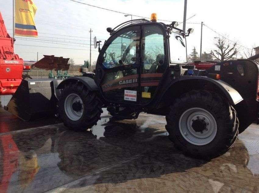 Case IH Farmlift 935 - 2016