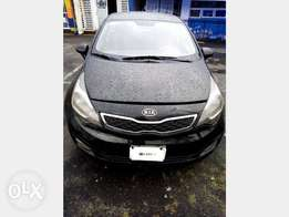 Clean 2013 Kia Rio for grabs