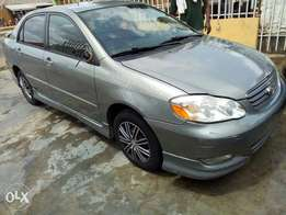 Clean Toyota corolla for sale 2005