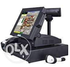 Touch Screen POS System With Full Kits(Software Inclusive) Nairobi CBD - image 1