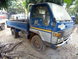 A Toyota Dyna truck for sale at a give away price