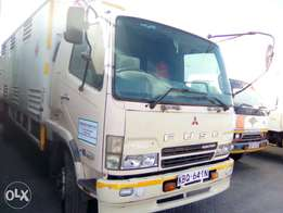 quick sale on fuso Mitsubishi