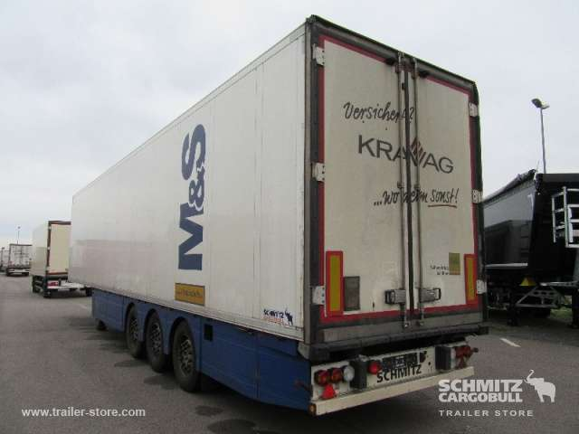 Schmitz Cargobull Tiefkühler Multitemp Doppelstock Trennwand - 2011 - image 2