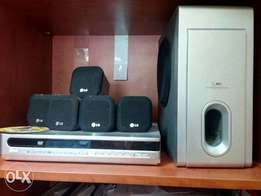 Fairly use DVD Home Theatre LG Model LHS-T6340T for sale.