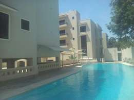 An executive 3 bedroom apartment with a dsq for sale in nyali
