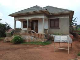 Namugonngo fourbedrom house for 149m