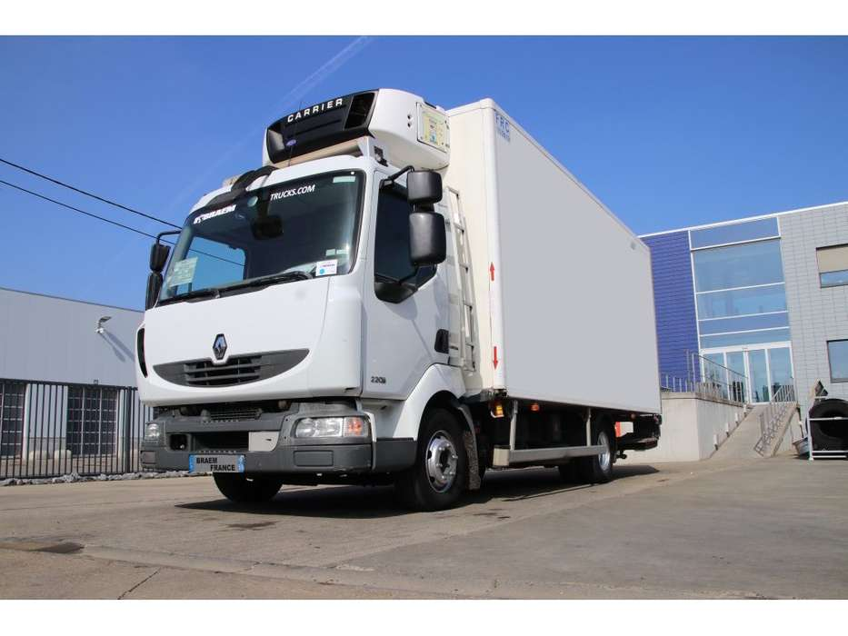 Renault MIDLUM 220.10+Carrier Supra+D\'Hollandia - 2007