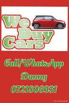 We buy any car any condition!!