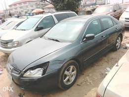 Honda accord EOD for buy and sell