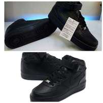 All Black Airforce