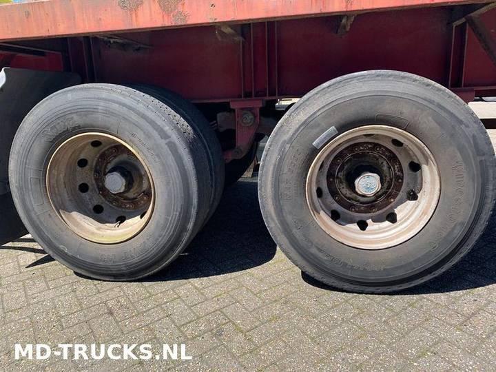 METALOVOUGA  flat trailer steel suspension - 1984 - image 5