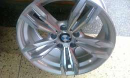 Chrome size17 bmw