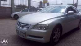 Toyota mark x super clean one owner.