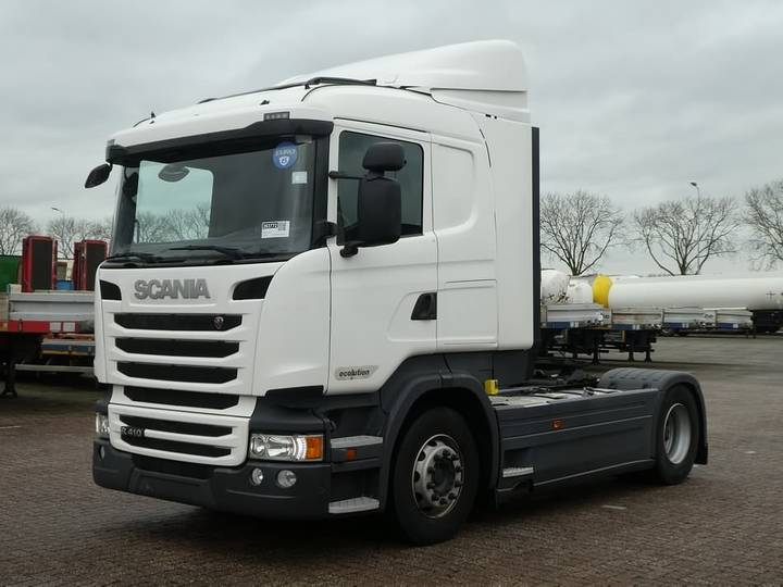 Scania R410 retarder scr only - 2014