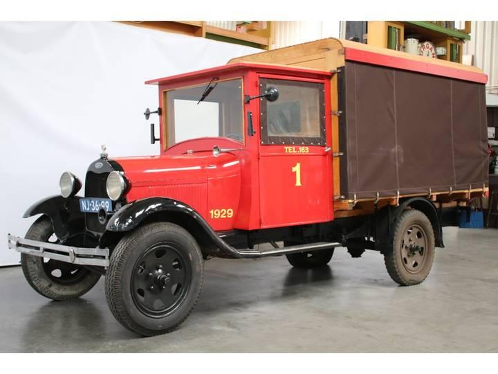 Ford 1929 MODEL AA - 1929
