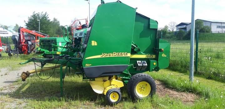 John Deere 582 - 2005