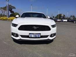 2016 Ford Mustang 2.3l turbo petrol Eco boost Automatic