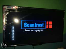 "A week old SCANFROST LED TV 32"" inches"
