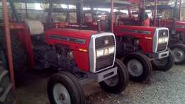 brand new mf360,60hp,with free 3 disc plough.
