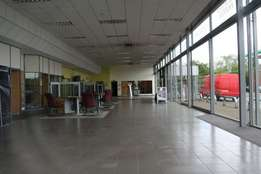 Showroom & Workshop Near Toyota Kenya. On sale. Ideal for Dealers