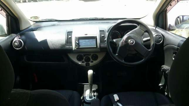 Nissan note on sale Harambee - image 5