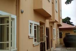 Clean 3bedroom's flat at park view estate off ago palace way Okota