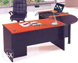 L-Shape Quality Office Table