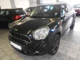 2011 Mini Cooper S Countryman 1.6 for sale R195 000
