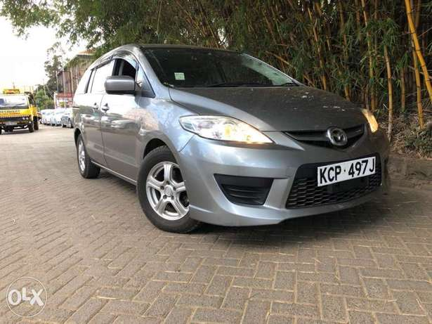 Mazda Premacy 2010 New Import very spacious and clean Hurlingham - image 1