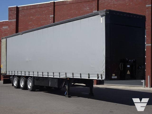 Schmitz Cargobull S01 Tautliner - 2005