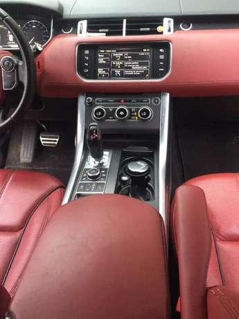 2015 Range Rover Sport Supercharged Available Lagos Island West - image 5