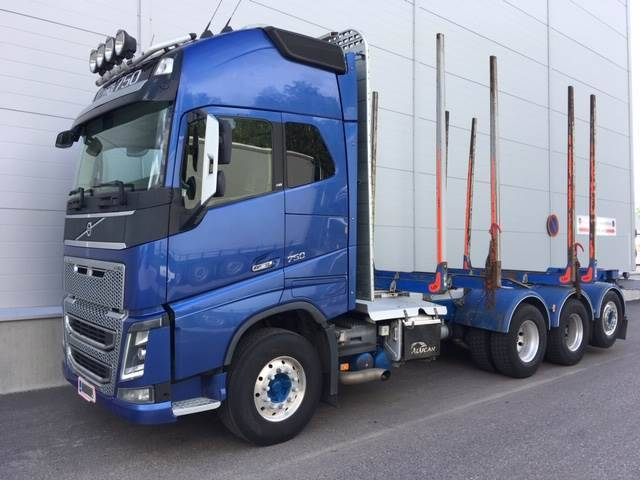 Volvo Fh16 - 2013