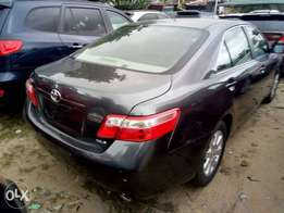 Foreign used Toyota Camry, XLE, 2007
