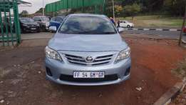 Immaculate 2013 Toyota corolla 1.6Proffessional Automatic for sale