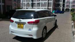 Toyota Wish 2010 model 1800cc