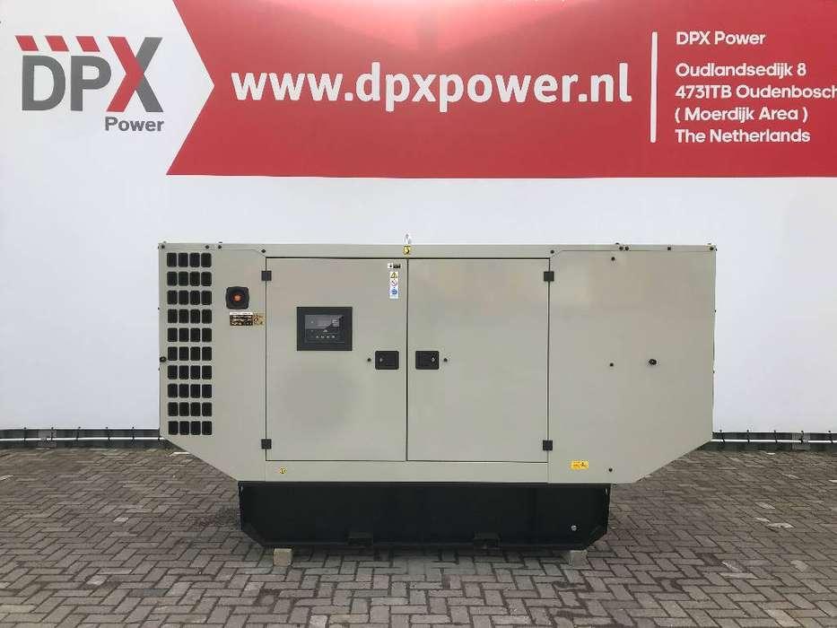 Doosan P086TI - 220 kVA Generator - DPX-15550 - 2019