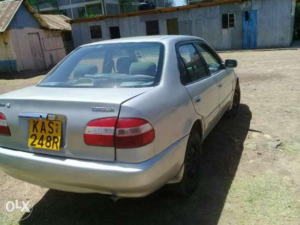 Toyota 110 manual,Lady owned,super clean. Ongata Rongai - image 5