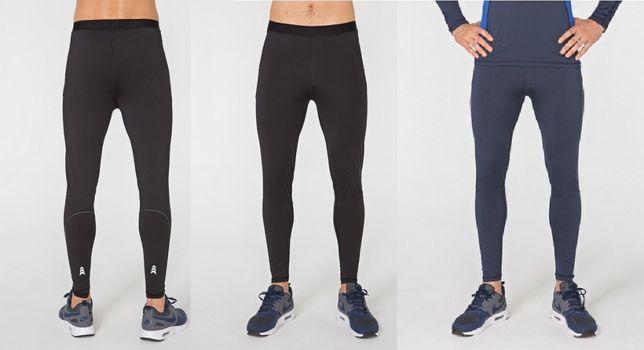 Спортивные мужские штаны-тайтсы для спорта,бега,компрессионные лосины Київ  - зображення 1 1547a3fc184
