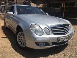 2007 Locally Used Mercedes Benz, E200 Petrol for sale - KSh1,950,000/=
