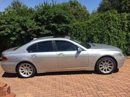 BMW 735i for sale