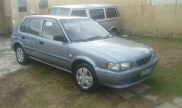 Toyota tazz great condition