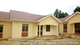 First class 2 bedroom house in wakaliga at 1m