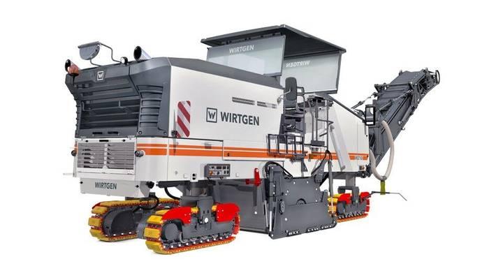 Wirtgen W 210i - 2015